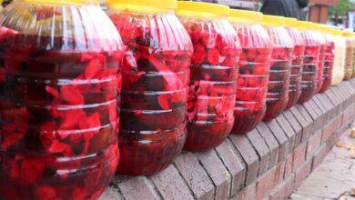 Photo of Urfa'da Kış sofralarının eşsiz ürünü turşu Tezgahda