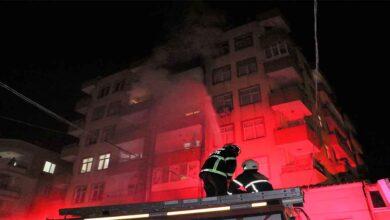 Photo of Şanlıurfa'da yangın paniği