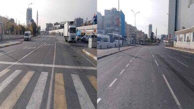 Photo of Şanlıurfa'da cadde ve sokaklar sesizliğe büründü