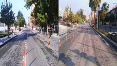 Photo of Urfa'da cadde ve sokaklar sessizliğini korudu
