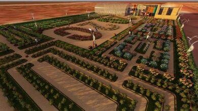 Photo of Urfa'da yaşam alanları yeşillenecek