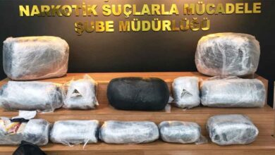Photo of Şanlıurfa'da 66 kilo skunk ele geçirildi: 2 gözaltı