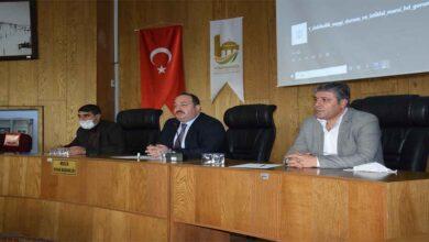 Photo of Viranşehir'de Yılın Son Meclis Toplantısı Başladı