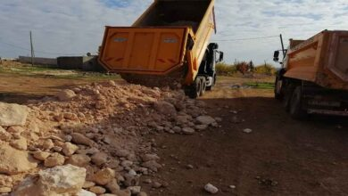 Photo of Viranşehir Belediyesinden stabilize yol çalışması