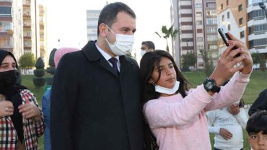 Photo of Başkan Baydilli: Her Zaman Sahadayız