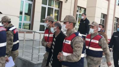Photo of Şanlıurfa'da 2 cinayetin zanlısı kümeste yakalandı