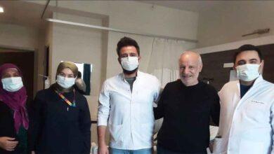 Photo of Urfa'da Covid-19 hastası 79 gün sonra taburcu oldu