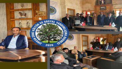 Photo of Zırkan Zirki Derneği'nin 11 İl Başkanı Belli Oldu