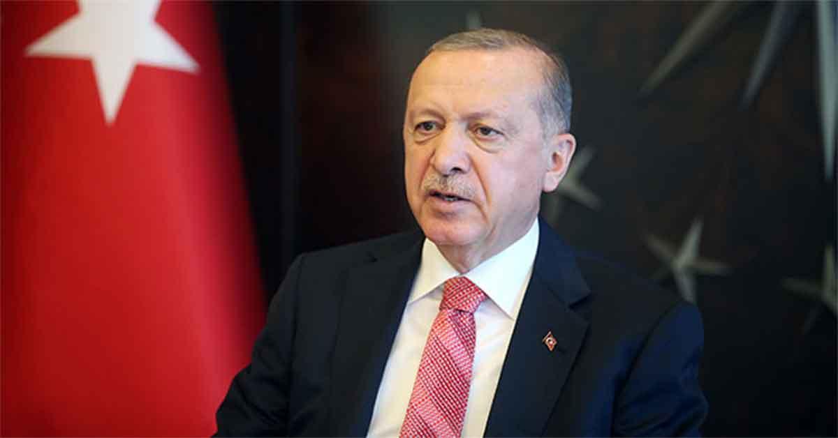Erdoğan, AB Komisyonu ile video konferansla görüştü
