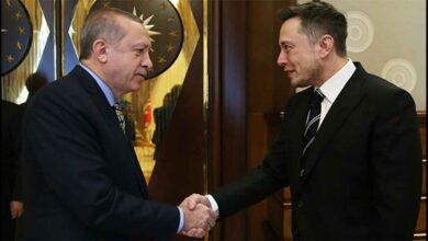 Photo of Cumhurbaşkanı Erdoğan, Elon Musk ile görüştü