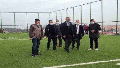 Photo of Eyyübiye belediyesi, yeni spor kompleksleri kazandırıyor