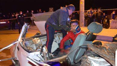 Photo of Feci kaza: 3 ölü, 4 yaralı