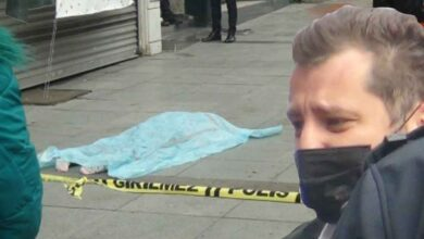 Photo of Sokak Ortasında Feci Ölüm