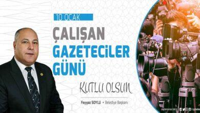 Photo of Soylu'dan 10 Ocak Çalışan Gazeteciler Günü Mesajı