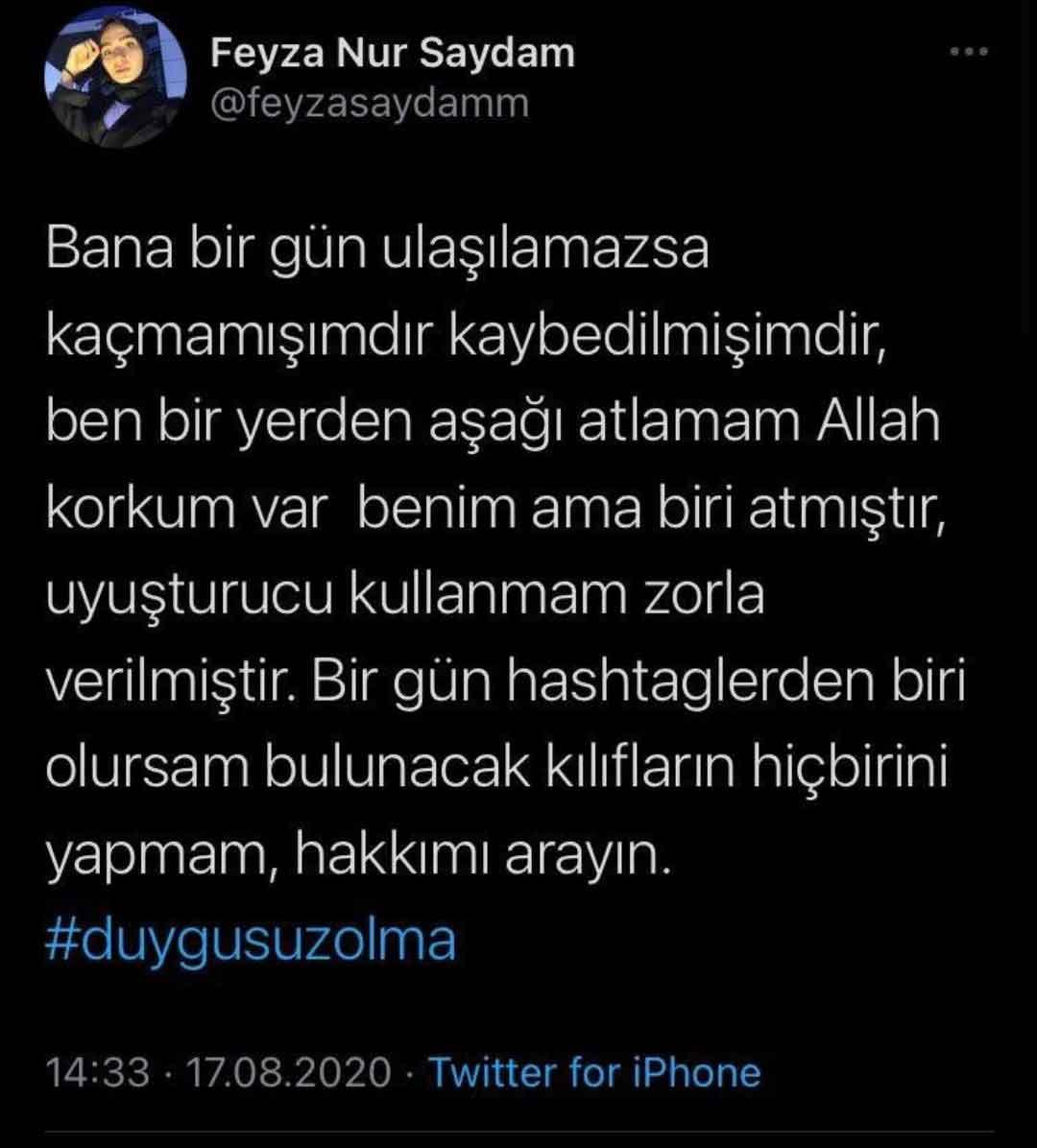 Feyza Nur Saydam