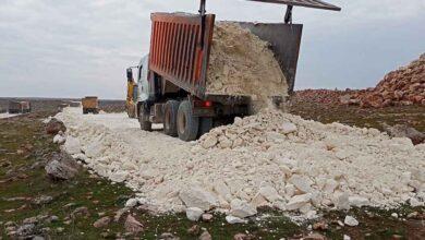 Photo of Albayrak'tan Kırsal Mahallelere Yol Yapımı