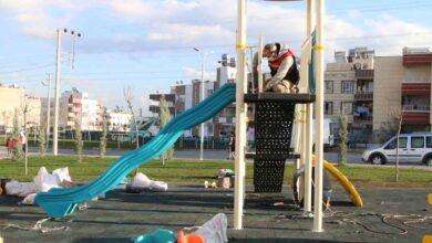Photo of Parklar, Haliliye Belediyesi İle Güzelleşiyor