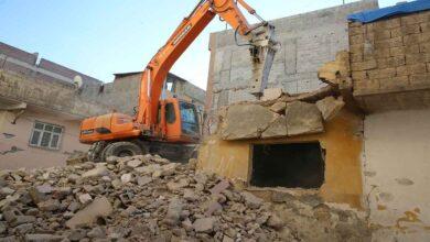 Photo of Haliliye Belediyesi, 1 yılda 78 metruk yapıyı yıktı