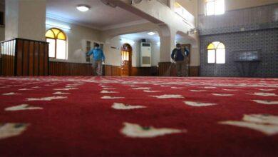 Photo of Haliliye'de ibadethanelerde Covid-19 önlemi