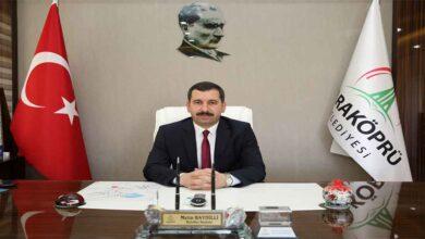 Photo of Başkan Baydilli'den çalışan gazeteciler günü mesajı