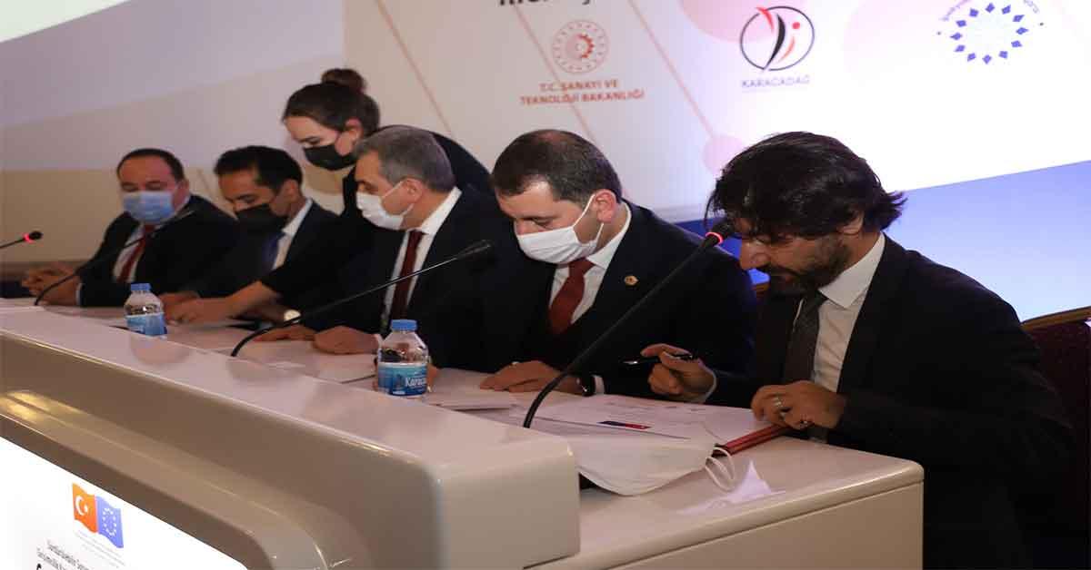 Karaköprü belediyesine girişimcilik hibesi
