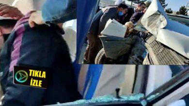 Photo of Son Dakika Urfa'da Kaza! 1 Yaralı