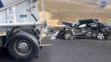 Photo of Urfa'da Bir Kaza Daha! 2 Ölü