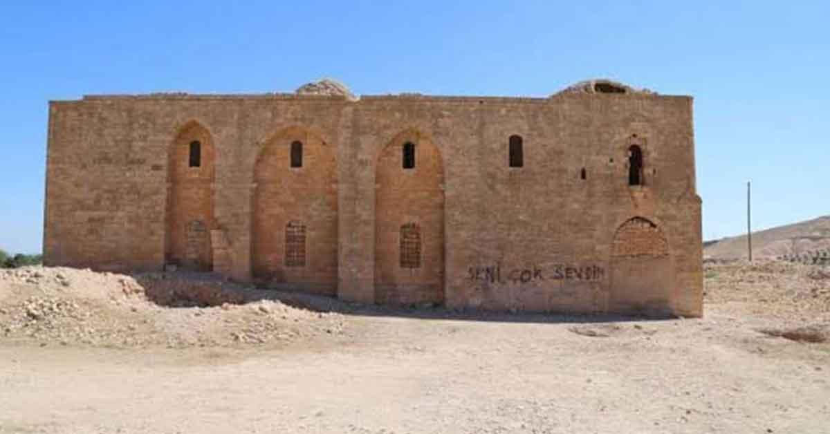 Şanılurfa Kilise Mangal