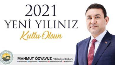 Photo of Başkan Özyavuz'dan Yeni Yıl Mesajı