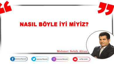 Photo of NASIL BÖYLE İYİ MİYİZ?