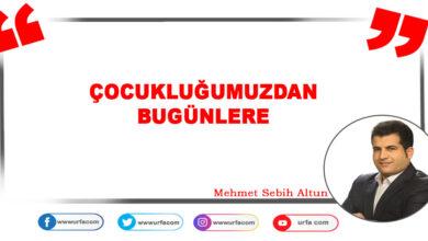 Photo of ÇOCUKLUĞUMUZDAN BUGÜNLERE