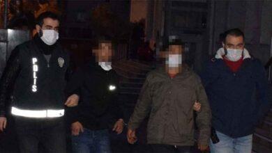 Photo of Bir gecede üç motosiklet çalan hırsızlar yakalandı