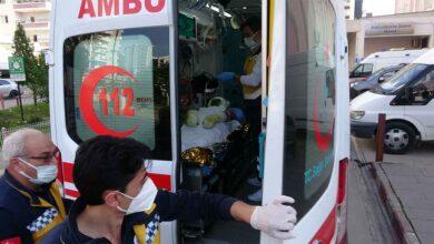 Photo of Tamirhanedeki LPG'li otomobilde patlama: 4 yaralı