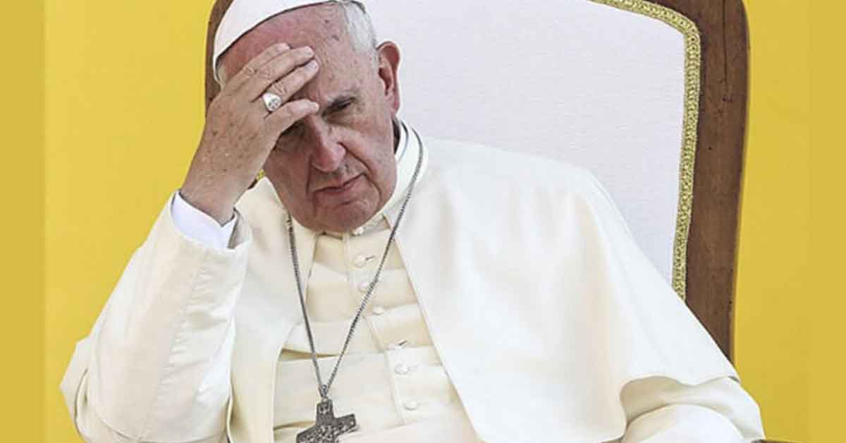 Papa Tutuklandı Mı?