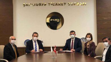 Photo of Şanlıurfa Ticaret Borsası'ndan Bir İmza Daha