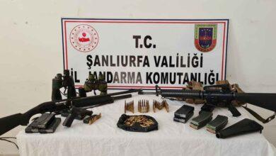 Photo of Şanlıurfa'da silah kaçakçılarına operasyon: 7 gözaltı