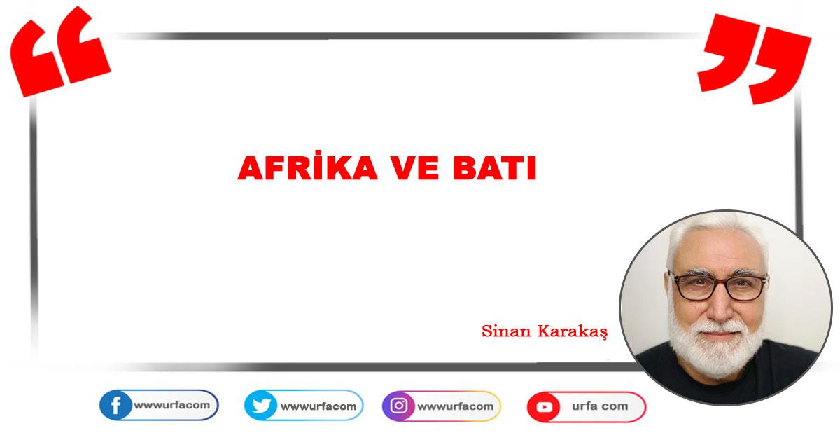 Afrika ve batı