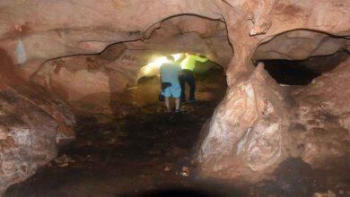 Photo of Siverek'te Bizans döneminden kalma mağara bulundu