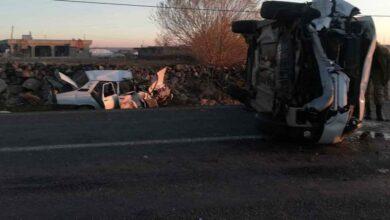 Photo of Şanlıurfa'da Kaza! 8 Kişi Yaralandı