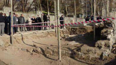 Photo of Sultanın mezar aramalarında kalıntılar bulundu