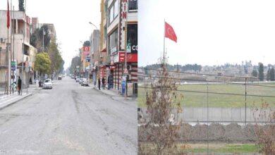 Photo of Türkiye-Suriye sınırının iki yakasında yılbaşında pandemi sessizliği