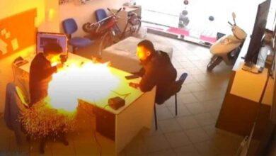 Photo of Tamircinin elindeki tablet bomba gibi patladı