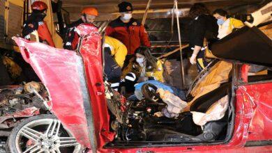 Photo of Lüks otomobilden cansız bedeni çıktı