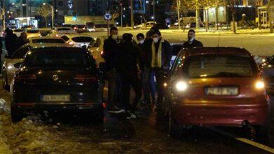 Photo of 22 otomobil birbirine girdi: 10 yaralı