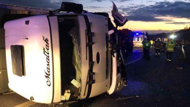 Photo of Korkunç Kaza! 2 Ölü 2 Yaralı