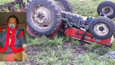 Photo of Abisi Kullanıyordu! Traktörden Düşen Çocuk Öldü