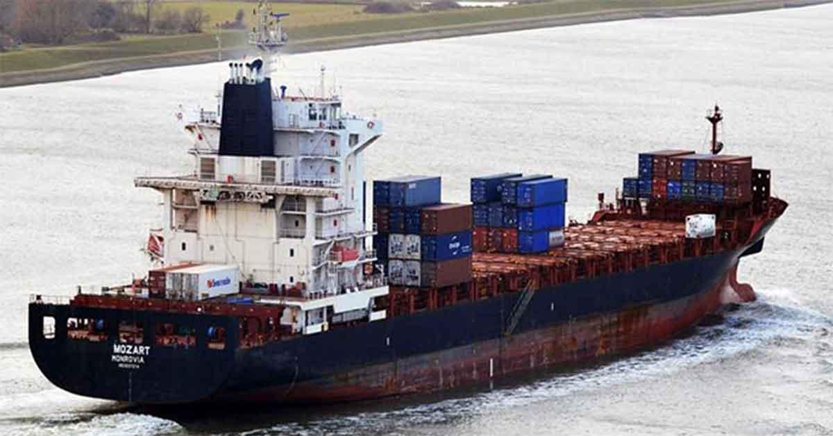 Saldırıya uğrayan Türk gemisiyle ilgili açıklama