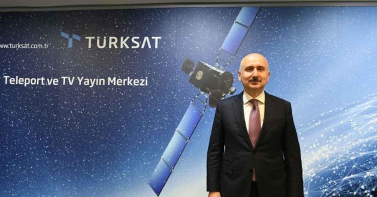 Türksat Uzaya Fırlatılıyor