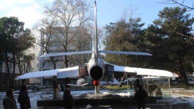Photo of Savaş uçağını ilk günkü ihtişamına kavuşturdular