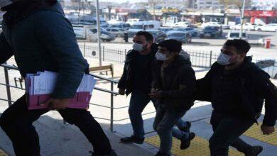 Photo of Urfa'da Kısıtlamada 8 iş yerini soyan hırsız yakalandı